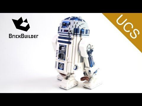 Vidéo LEGO Star Wars 10225 : R2-D2