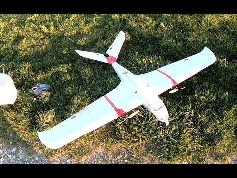 xuav-1800mm-minigoose-maiden-flight