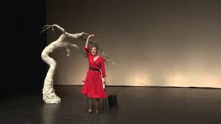 EINSTEIN & ME – monologo teatrale di e con Gabriella Greison (video bellissimo di 4 minuti)