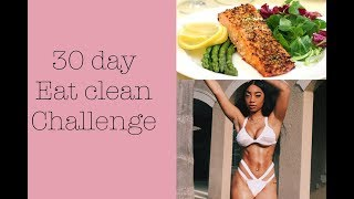 30 DAY EAT CLEAN CHALLENGE