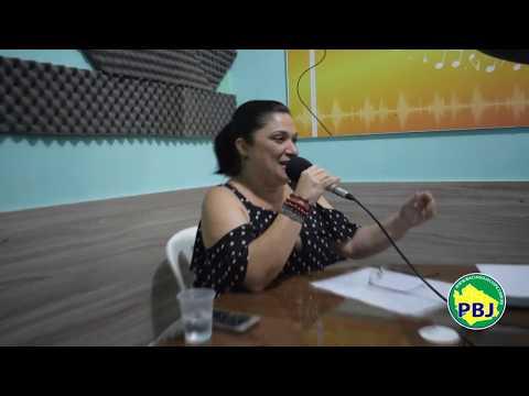 Rádio Comunitária entrevista presidente da câmara de Vereadores em Baixa Grande