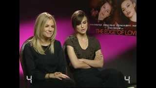 Сиенна Миллер, Keira Knightley vs Sienna Miller