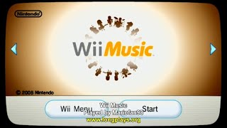 Wii Music Wii - Longplay