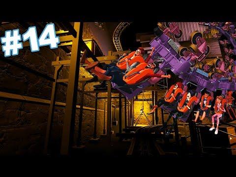 Planet Coaster - TINY PARK CHALLENGE - Part 14 (Last Coaster)