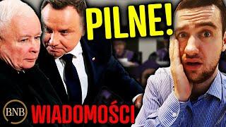 Prezydent ZDRADZIŁ Polaków! Oddał WŁADZĘ PREZESOWI