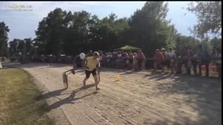 Bitka kujskih parov na kasaških dirkah v Križevcih