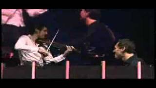 DjTiesto   Lethal industry. live, violin