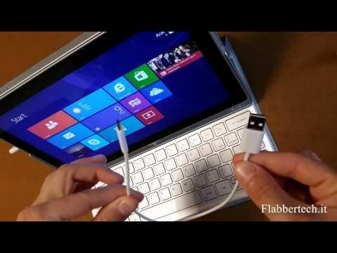 Videoprova Acer TravelMate X313