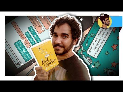 NICK AND CHARLIE | Uma Novela de Heartstopper | BOOKCRUSHES