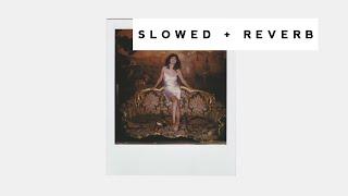 Selena Gomez - Souvenir [slowed + reverb]