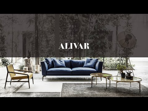ALIVAR - location Botanic Garden, Padova - Italian furniture