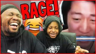 I HURT Myself Laughing! Funny Gamer Rage That You Can Relate To! - Laugh Addicts Ep.12