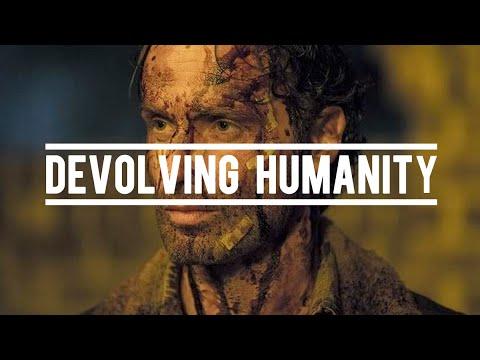 Živí mrtví: Úpadek lidstva