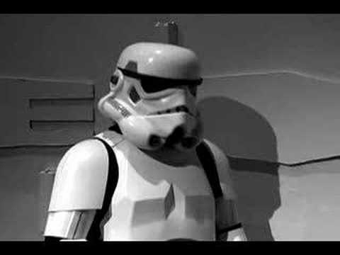 The Injured Stormtrooper