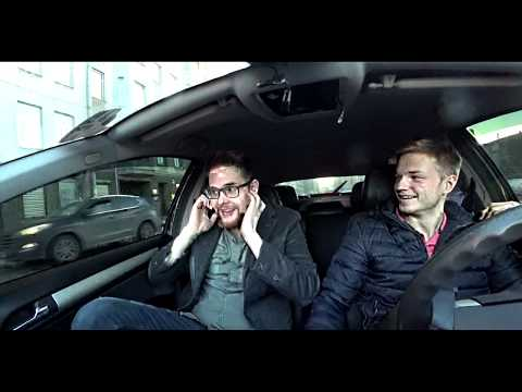 ЯНДЕКС.ТАКСИ-Громкая тачка.Реакция людей на таксиста.