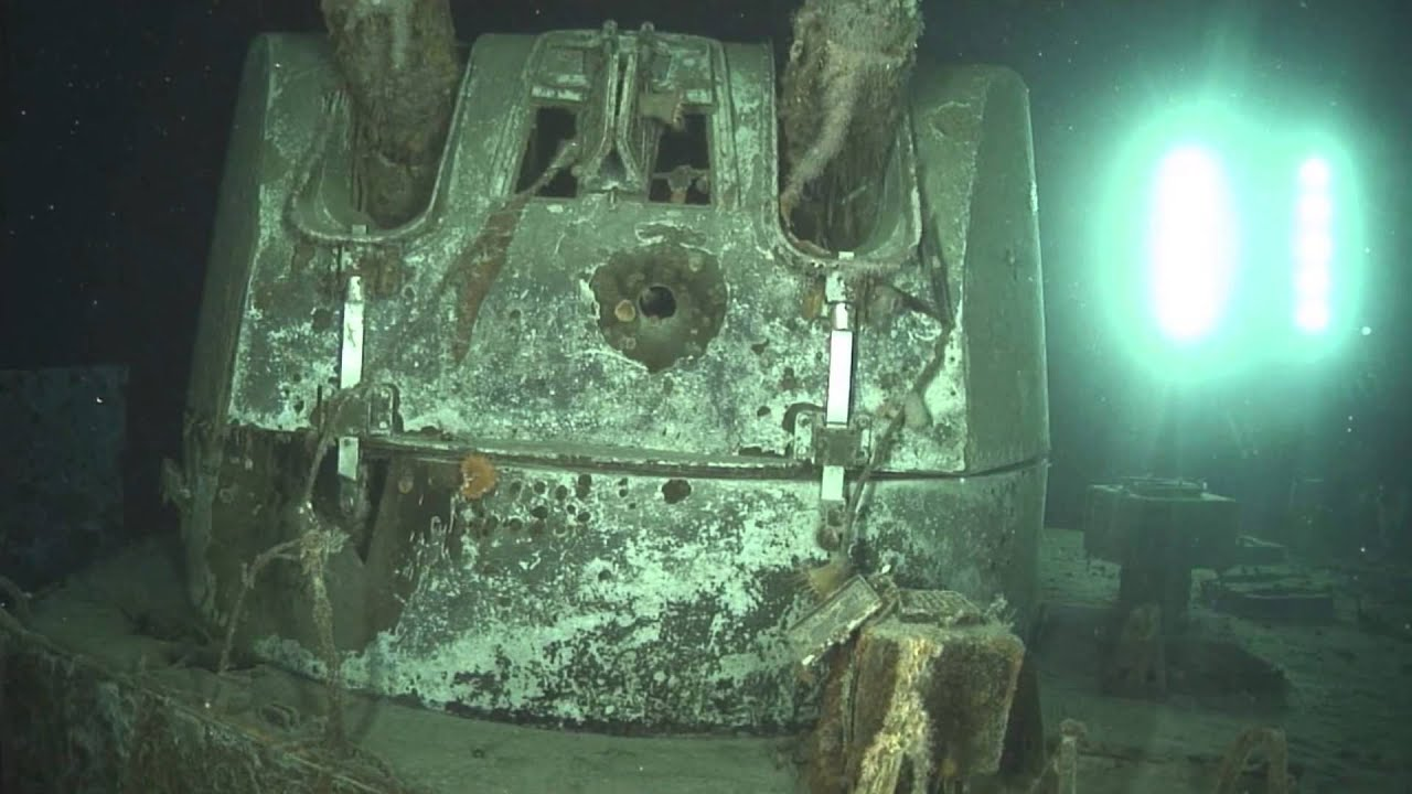 Mystery Solved: Here's What Sank The HMAS Sydney 74 Years Ago