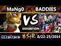 STR - C9 MANGO vs. The People - SSBM - Super.