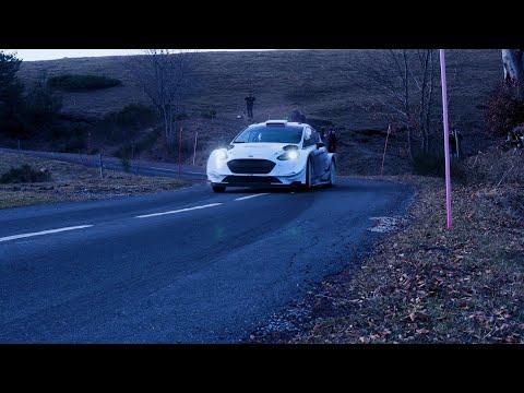 WRC / Test Montecarlo - MSport