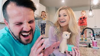 Hackin Packin Alpaca Game COMES To LIFE  |  Hackin Packin Alpaca Game Review | LLAMA Spit Challenge