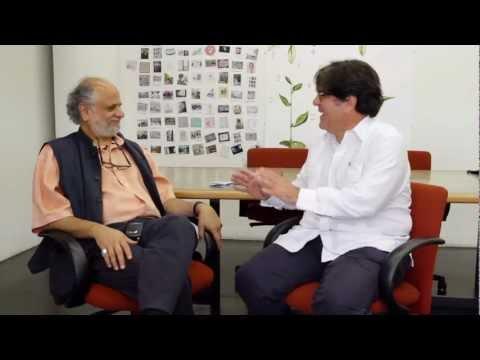 #30bienal | Entrevista com Homi Bhabha