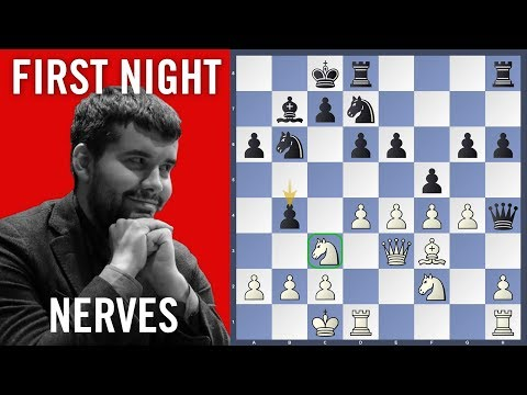 Download First Night Nerves - Giri vs Nepomniachtchi | Tata Steel Chess 2019 HD Mp4 3GP Video and MP3