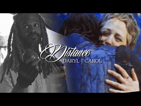 » daryl and carol (+king ezekiel) | distance