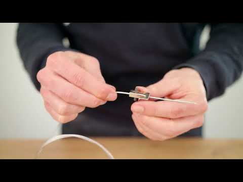 Bilderrahmen mit Haken aufhängen - Universalhaken Mini Magic
