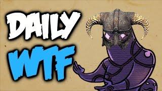 Dota 2 Daily WTF - Fus Ro Da