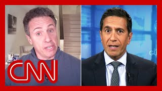 Chris Cuomo: I had wildest night of my life because of virus