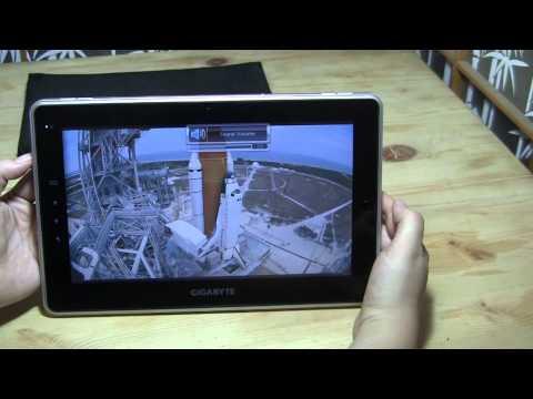 Gigabyte S1080 Windows 7 Tablet Review