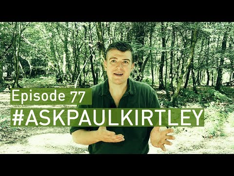 Moving From Survival Training To Broader Bushcraft ... - YouTube