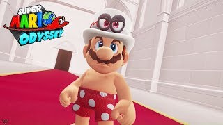 Super Mario Odyssey 【Switch】 Full Playthrough