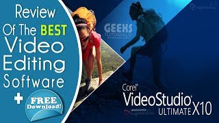Corel VideoStudio Ultimate  Review 2018 Best Video Editing Software | Kholo.pk