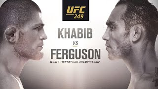 Early Insight: UFC 249 Khabib vs. Ferguson