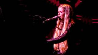 Charlotte Martin - 'Keep Me In Your Pocket' (with jam!) - Joe's Pub, NYC- 1/31/09