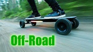 Off-road Electric Longboard