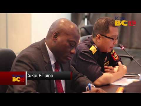 Study Visit Bea Cukai Filipina