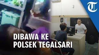 Viral Video Anak Injak Kepala Ibunya, saat Hendak Ditahan Sang Ibu Melarang