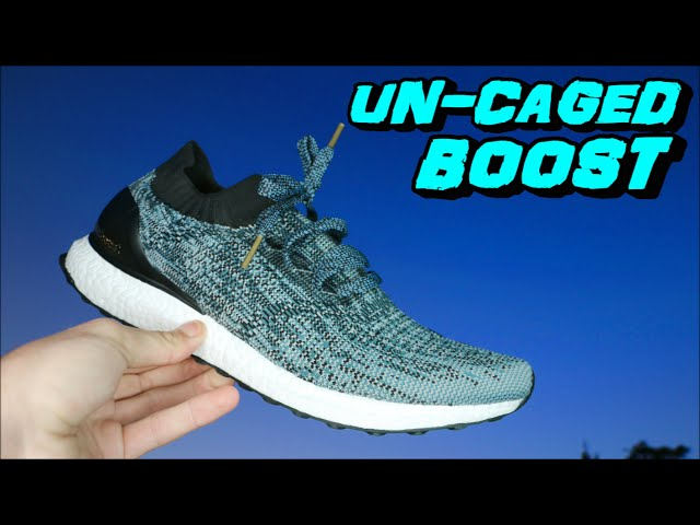 f7a924a0eb0a ... ADIDAS ULTRA BOOST UNCAGED REVIEW + ON FOOT 03 08 23007 adidas -  UltraBOOST Shoes ...