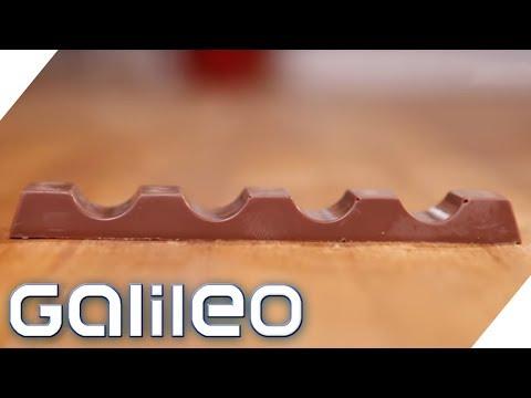 Top 10 der beliebtesten Schokoriegel Deutschlands | Galileo | ProSieben
