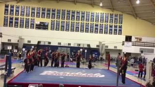2016 Battle of Baltimore Demo Team Grand Champions