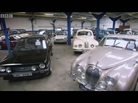 Classic car rally challenge part 1 – Top Gear – BBC