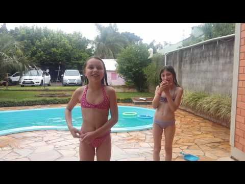Desafio da piscina -parte 1