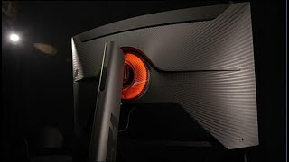 YouTube Video ymCiv5Pg1i8 for Product Samsung Odyssey G7 27-in Curved Gaming Monitor (C27G75T) by Company Samsung Electronics in Industry Monitors