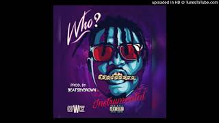 Idowest   Who (Instrumental) (Prod. BeatsbyBrown)