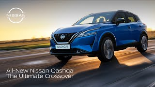 YouTube Video ymDB41fA2nc for Product Nissan Qashqai Compact Crossover 3rd-Gen (J12, 2021) by Company Nissan Motor in Industry Cars