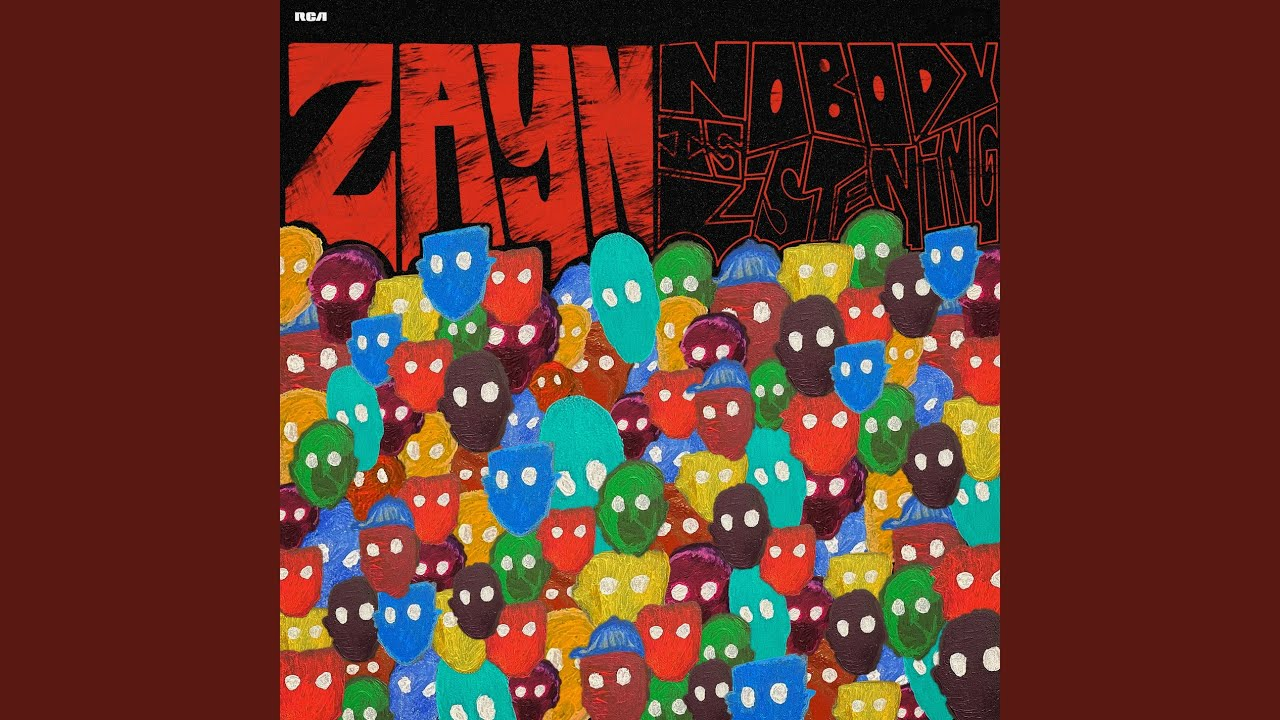Lirik Lagu Outside - ZAYN dan Terjemahan