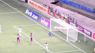 Bahia 1x1 Atlético-MG