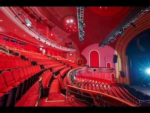 Conoce el Teatro Coliseum