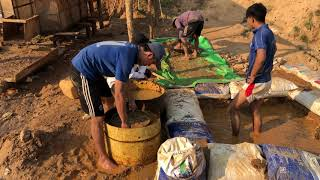 preview picture of video 'Finding rubies and red spinels in Mogok, Myanmar/ burma 1080P HD'